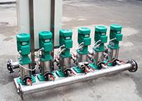 Станция водоснабжения