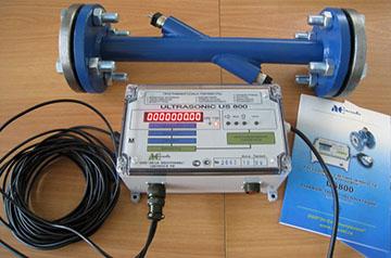 Ультразвуковой расходомер