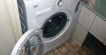 Машина стиральная Beko