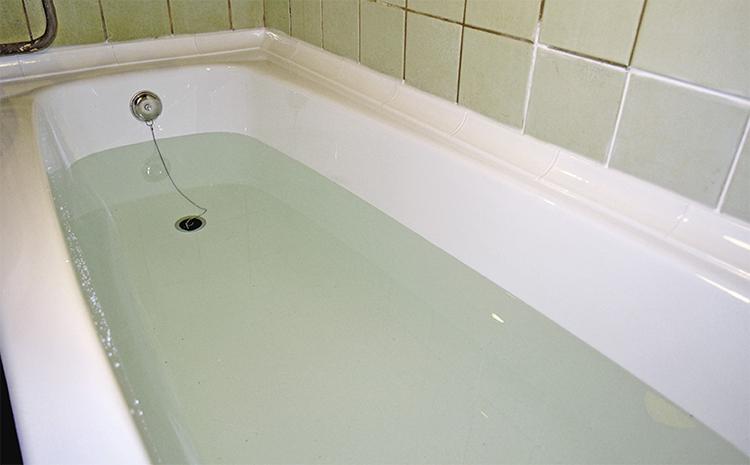 Восстановление ванны акриловым вкладышем