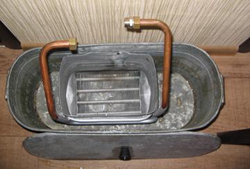 Водонагреватель газовый
