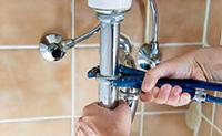 Устранение запаза канализации